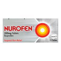 Nurofen Tablets 200mg 12S