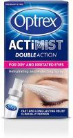 Optrex Actimist 2 In1 Dry And Irritated Eyes Eye Spray 10ml