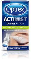 Optrex Eye Spray Actimist For Tired & Strained Eyes 10Ml