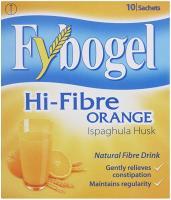 Fybogel Hi-Fibre Orange Sachets 10S