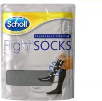Scholl Flight Socks Size 9.5-12