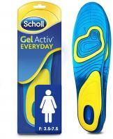 Scholl Gel Active Everyday Insoles Women