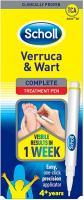 Scholl Foot Treatment Wart And Verruca One Click Pen 2ml