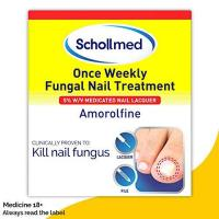 Schollmed Once Weekly Fungal Nail Treatment 5% 2.5Ml