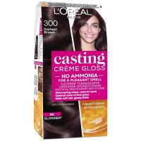 L'Oreal Paris Casting Creme Gloss 300 Darkest Brown