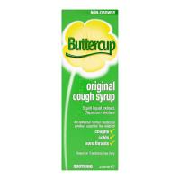Buttercup Cough Syrup 200ml