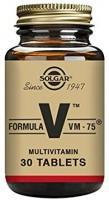 Solgar Formula VM-75 Tablets - Pack of 30