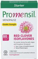 Promensil Menopause Double Strength Red Clover Isoflavones - 30 Tablets