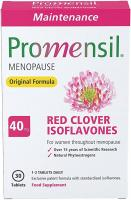 Promensil Menopause Original Red Clover Isoflavones - 30 Tablets