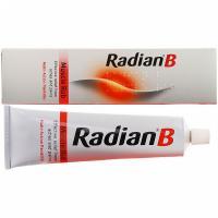 Radian-B Muscle Rub - 100gm