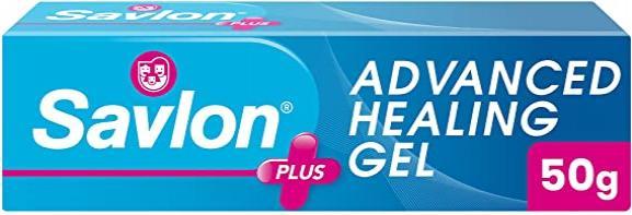 Savlon Plus Advanced Healing Gel - 50gm