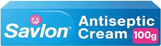 Savlon Antiseptic Cream - 100gm