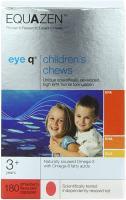 Equazen Eye Q Children's Chews (Strawberry Flavoured) - 180 Capsules