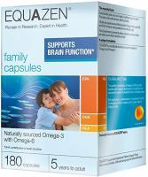 Equazen Eye Q Family Capsules -180 Capsules