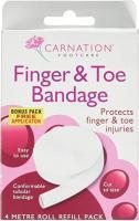 Carnation Finger & Toe Bandage - 4 meters