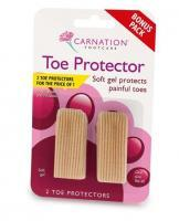 Carnation Toe Protector - 2 Pieces