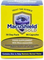 MacuShield Gold 30 Day Pack - 90 Capsules