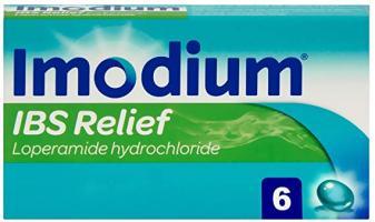 Imodium IBS Relief 2mg Soft Capsules - 6 Capsules