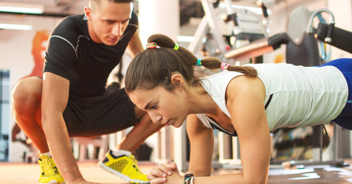 Personal Trainer Blog Image