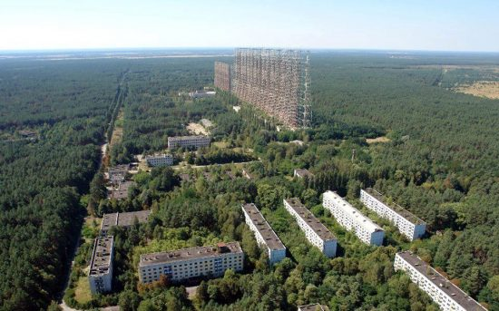 Chernobyl 2, The Russian Woodpecker