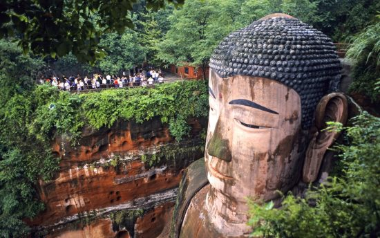 The Great Buddha (DAFO), Leshan