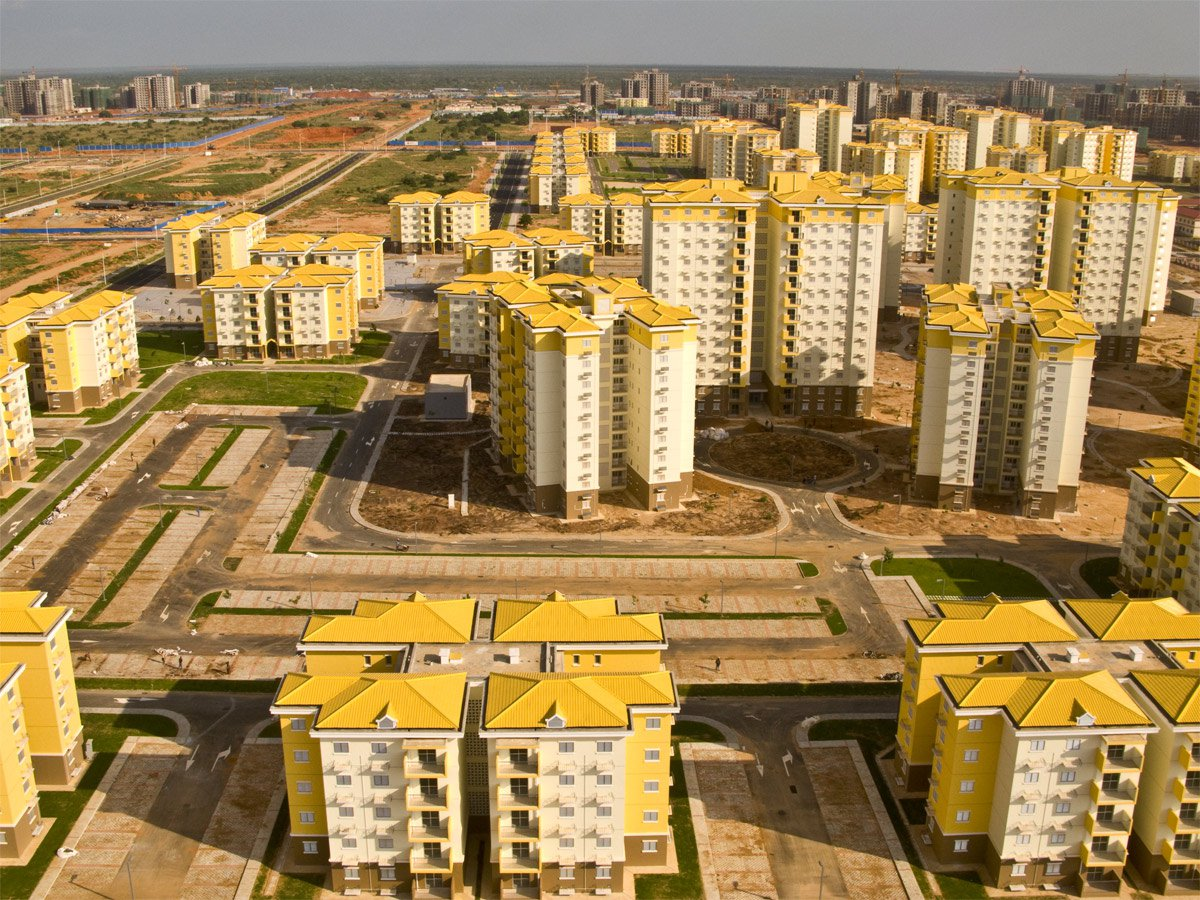 Novi Cidade de Kilamba