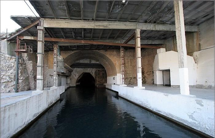 Balaklava Submarine Base