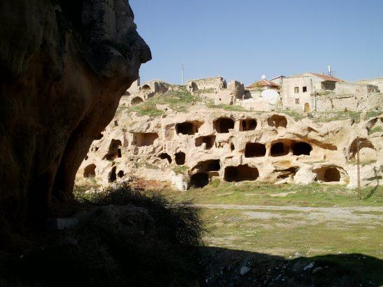 Özkonak Underground City