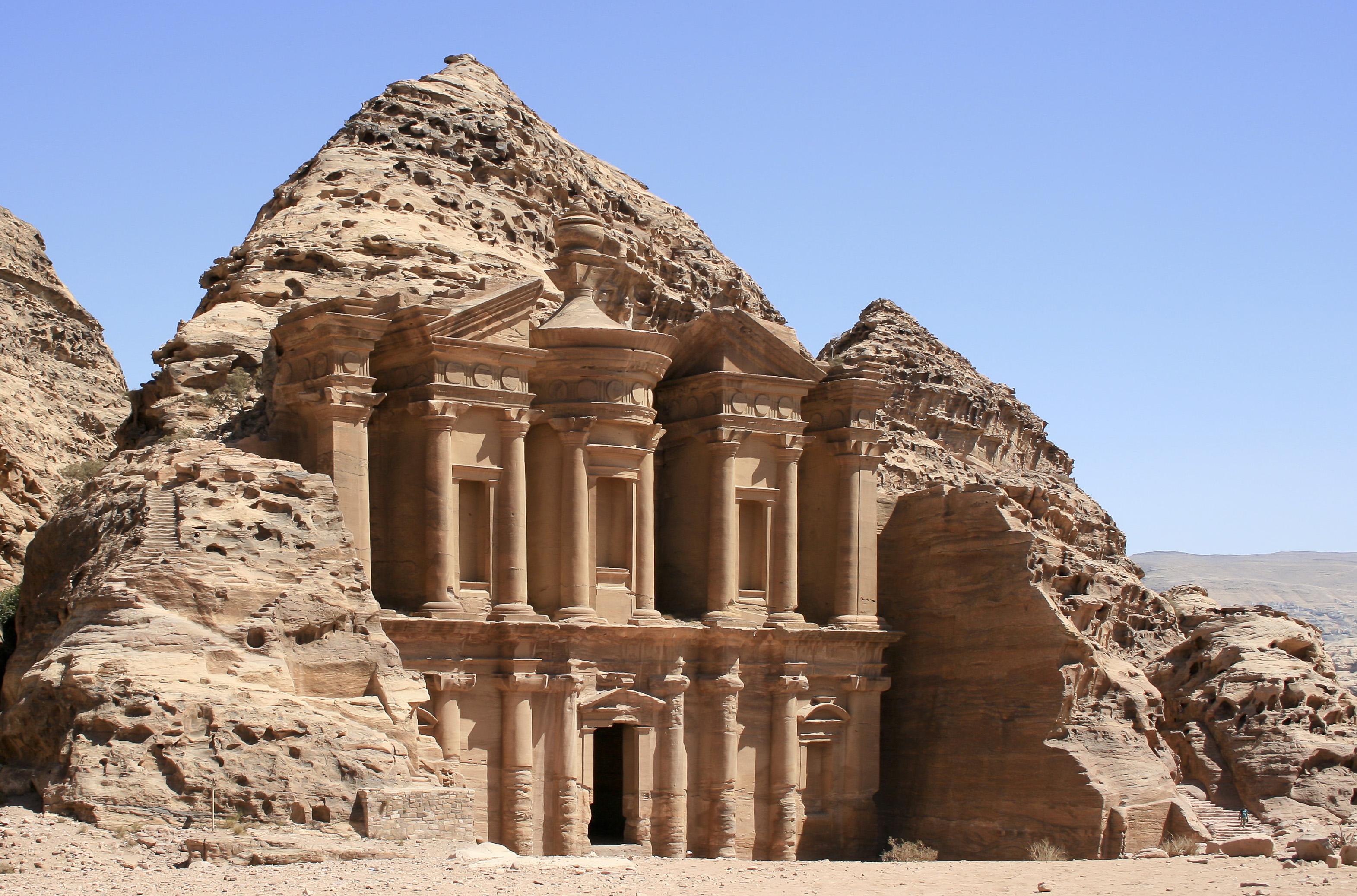The Petra Monastery