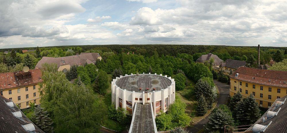 Abandoned Soviet Camp of Wünsdorf