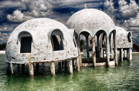 Dome Homes of Cape Romano