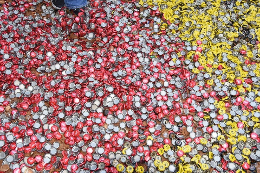 The Bottlecap Alley