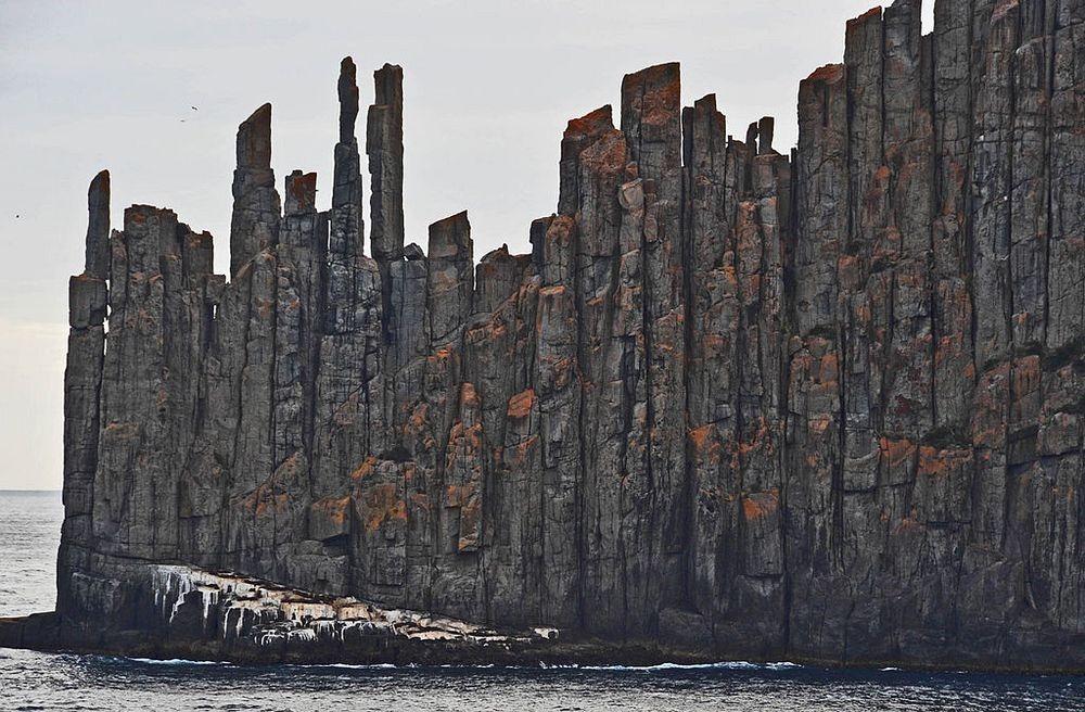 The Dolerite Columns