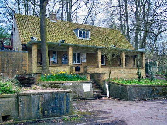 The Kelvedon Hatch: Secret Nuclear Bunker