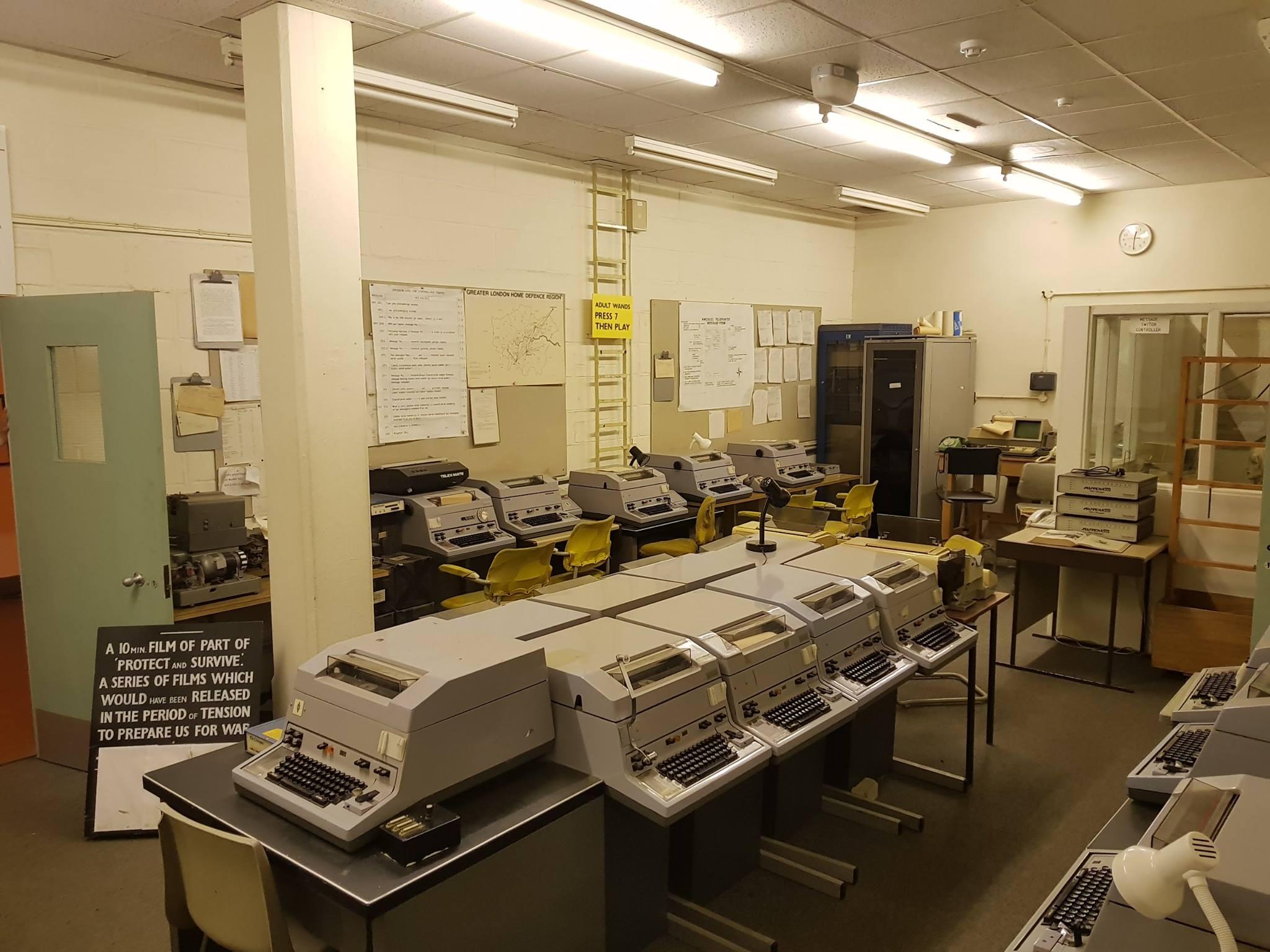 Kelvdon Hatch Bunker 11