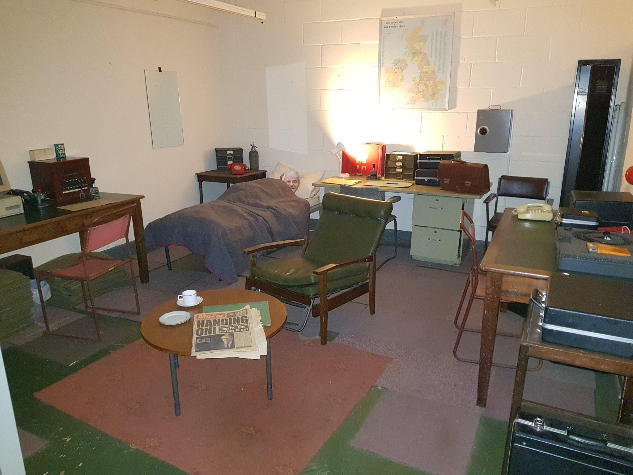 Kelvdon Hatch Bunker 14