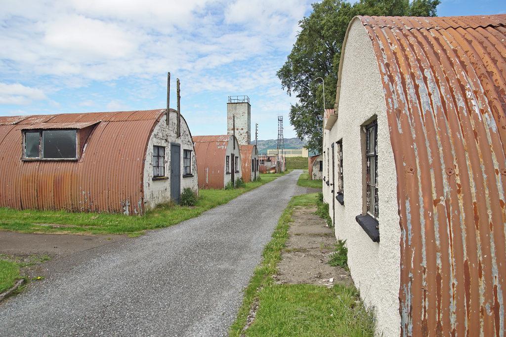 Cultybraggan Camp 13