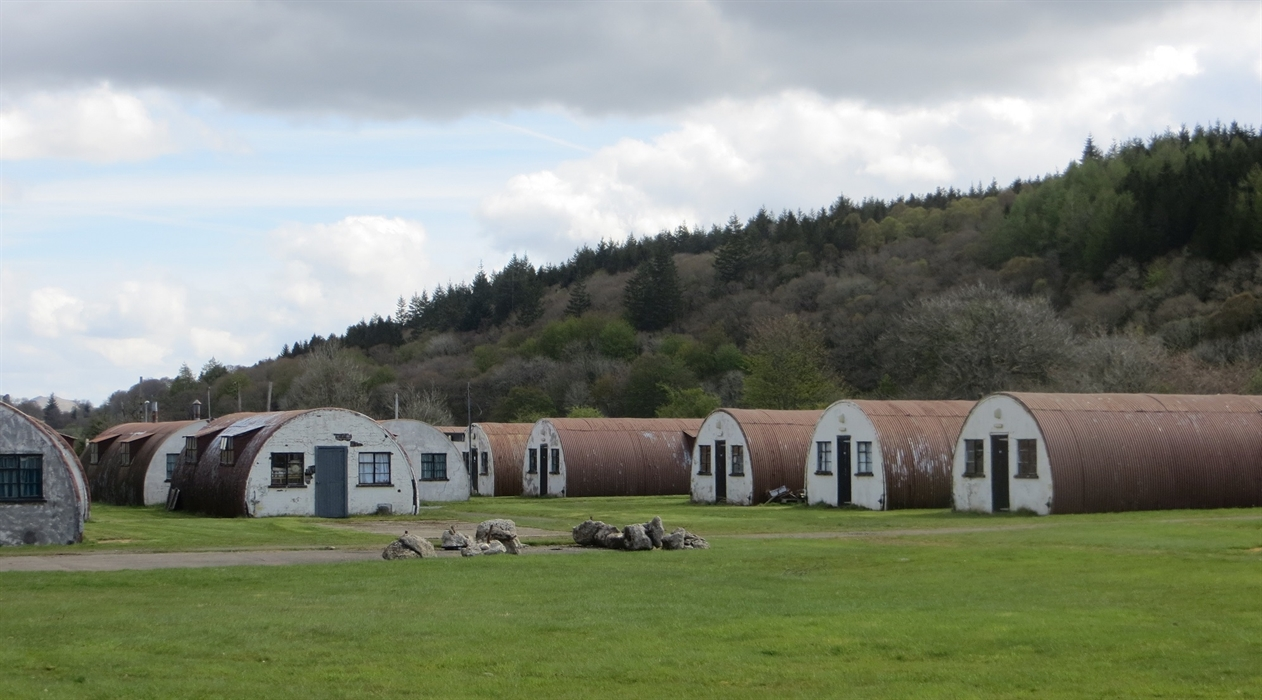Cultybraggan Camp 9