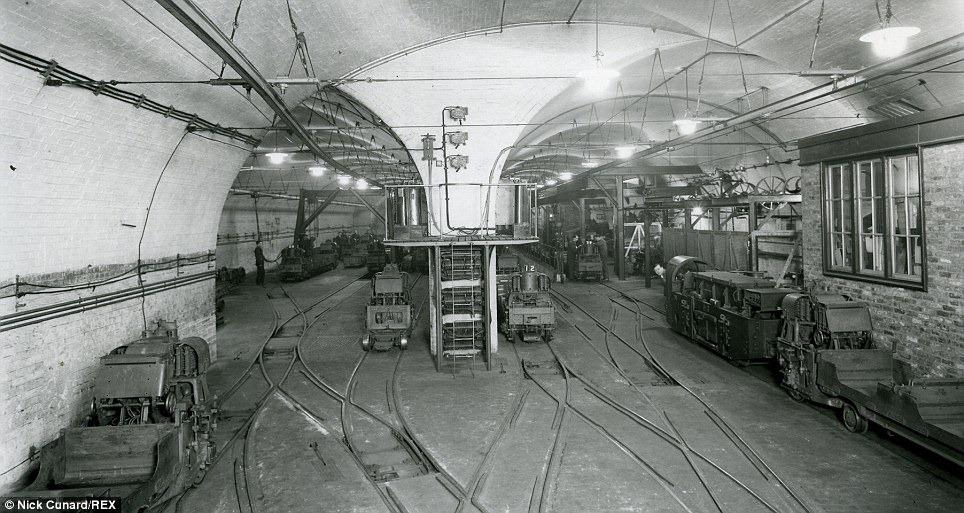 Mail Rail 10