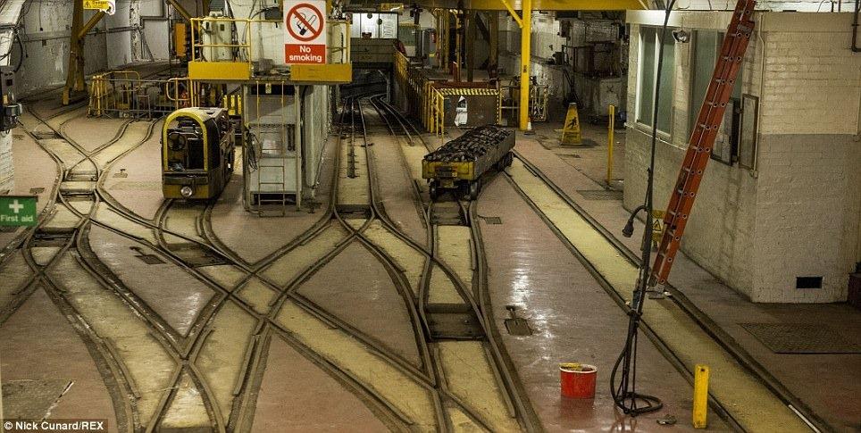 Mail Rail 8