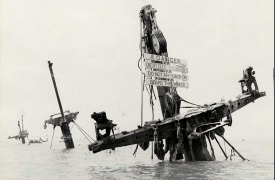 SS Richard Montgomery: The Thames' Ticking Time Bomb