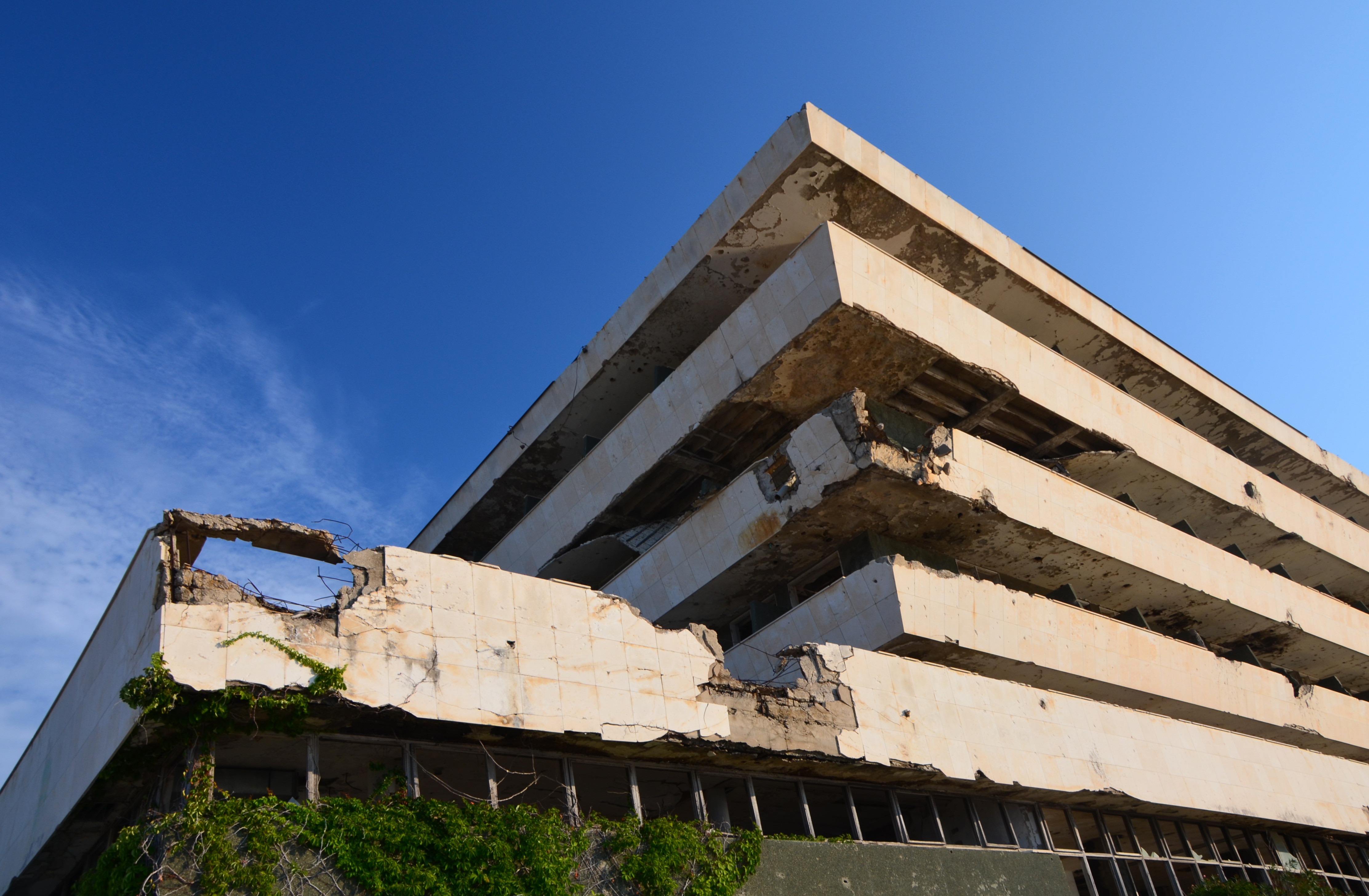 The Abandoned Hotels of Kupari 2