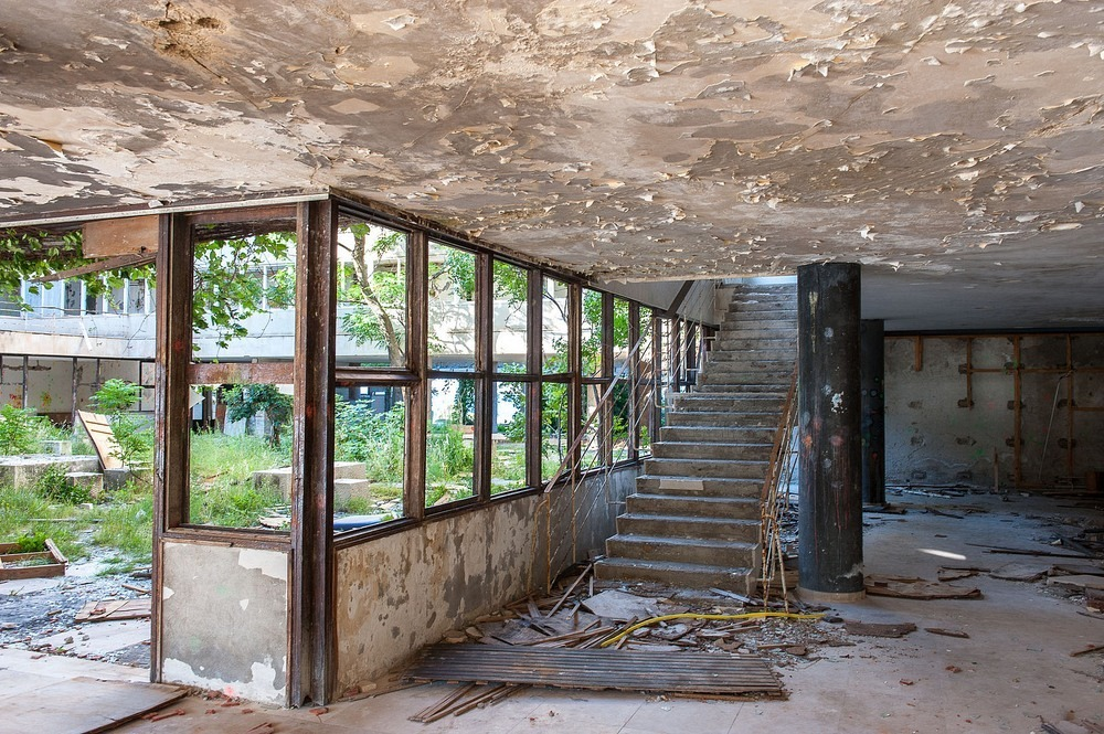 The Abandoned Hotels of Kupari 7