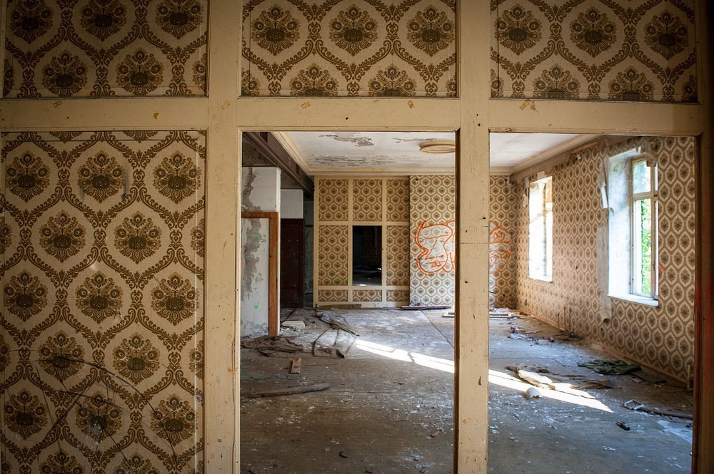 The Abandoned Hotels of Kupari 9