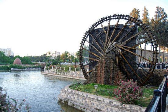 The Norias of Hama