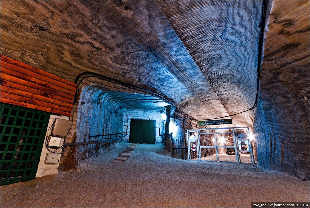 The Soledar Salt Mines 06