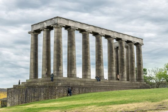 The Unfinished National Monument of Scotland