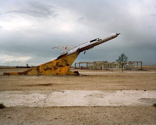 Bayantal Abandoned Soviet Airbase