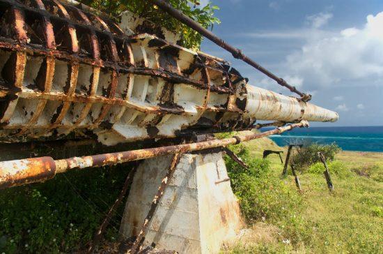 Barbados HARP Gun
