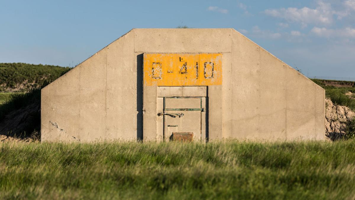 The Black Hills Ordnance Depot